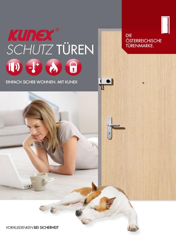KUNEX Wohnungseingangstüren von Pestitschek Graz - Österreich