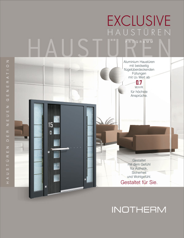 inotherm haust ren pestitschek graz sterreich fenster t ren pestitschek graz sterreich. Black Bedroom Furniture Sets. Home Design Ideas