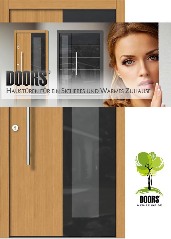 DOORS® Haustüren von Pestitschek Graz - Österreich