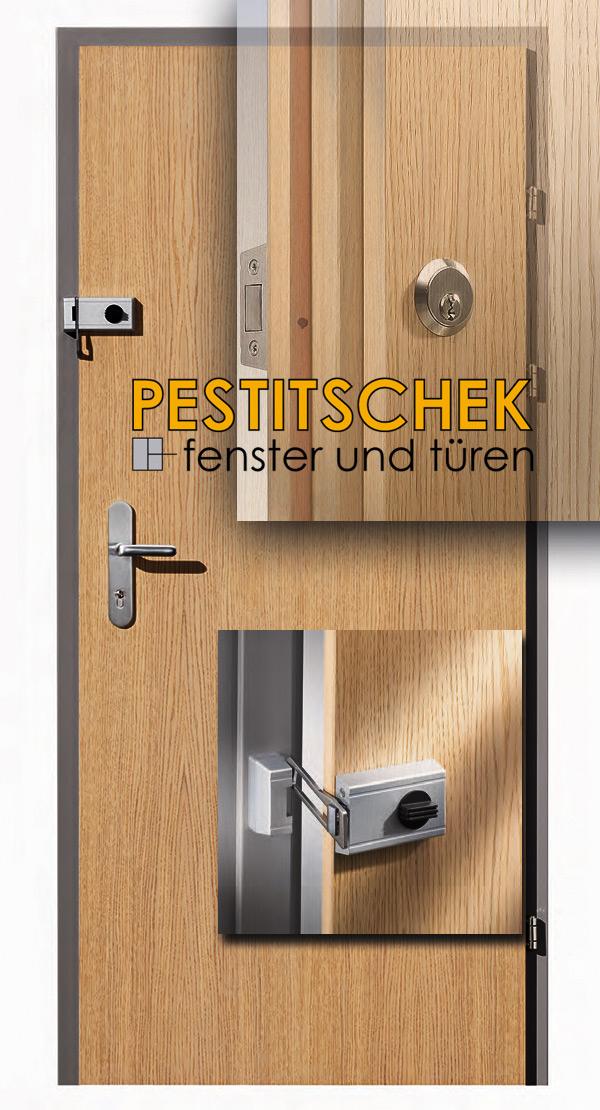 Wohnungseingangstüren von Pestitschek Graz - Österreich